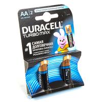Э/п LR6 Duracell Turbo (UltraPower), BL2